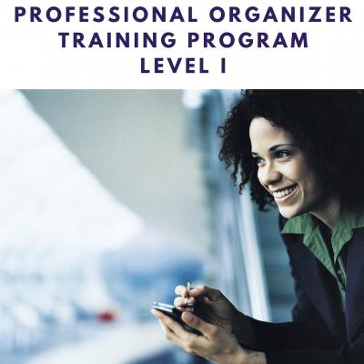 Clear & Simple, Professional Organizer Training Program, Level I