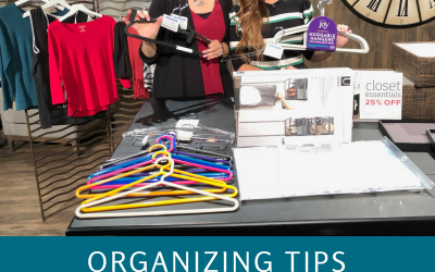Organizing Tips to Transform Your Clothes Closets