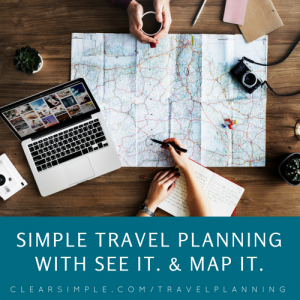Clear & Simple, Simple Trips & Travel