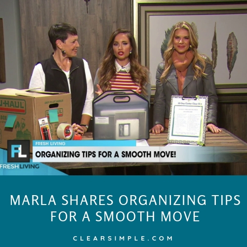 Organizing  Tips  for  a  Smooth  Move!