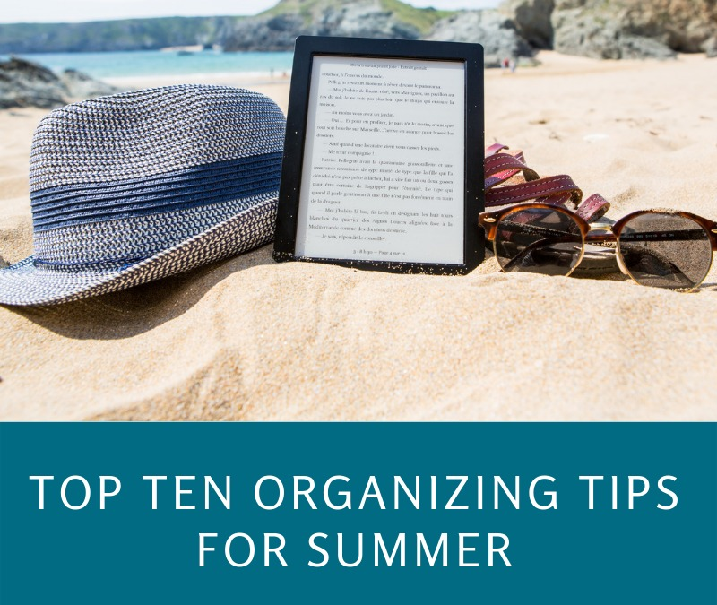 Top Ten Tips for Summer