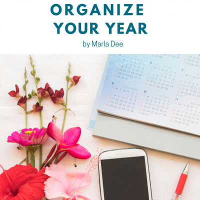 Organize Your Year eBook