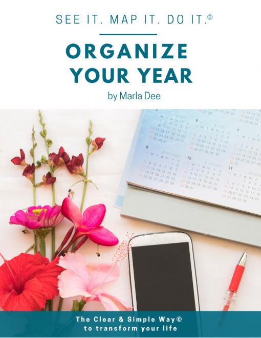 Organize Your Year eBook