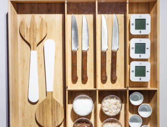 Clear & Simple, SEE IT. MAP IT. DO IT., Organize Your Kitchen