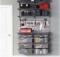 Clear & Simple, SEE IT. MAP IT. DO IT., Marla Dee, Kate Fehr, Organize Your Garage, Organize Your Car, Container Store, elfa,
