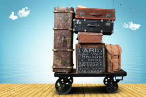 Clear & Simple, SEE IT. MAP IT. DO IT., Marla Dee, Kate Fehr, Organize Your Travel, Organize Your Luggage, Container Store