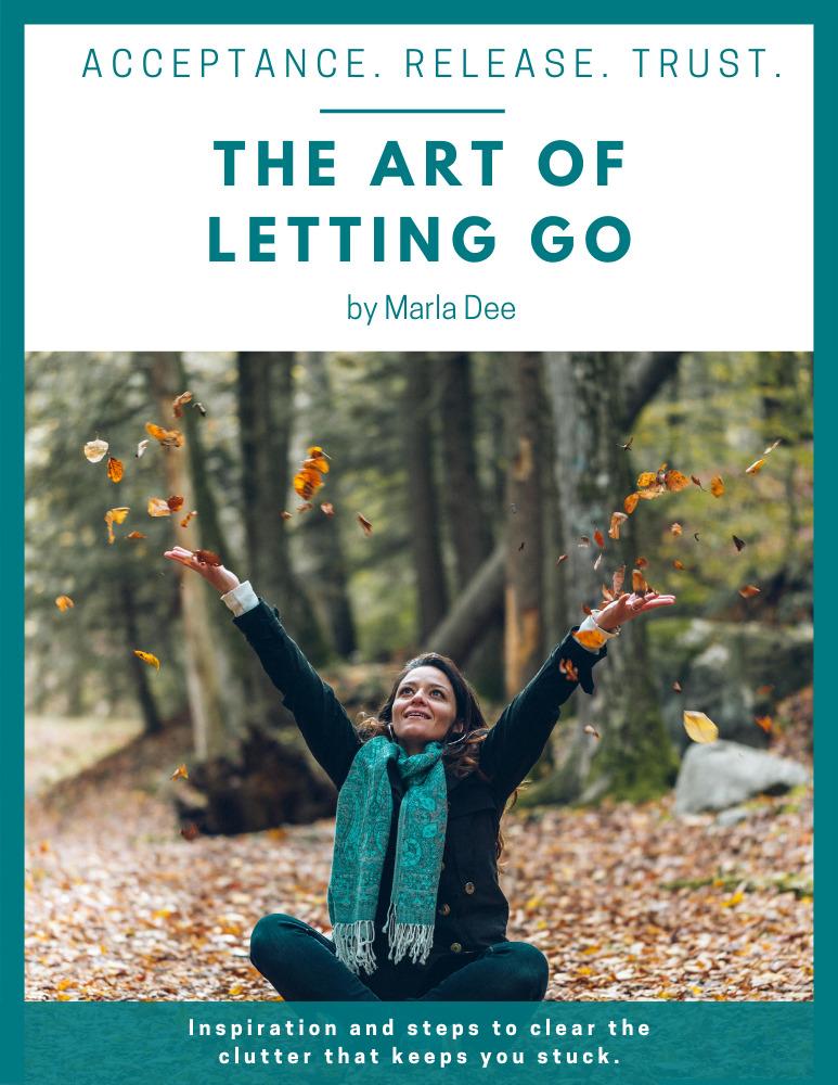 Marla Dee, The ART of Letting Go eBook