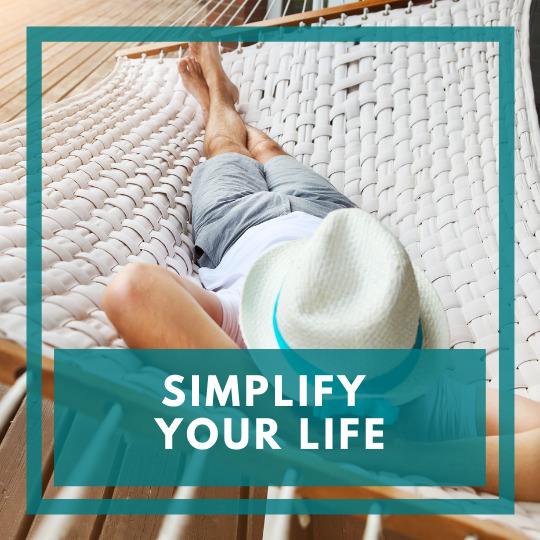 Clear & Simple, Organize Your Bedroom