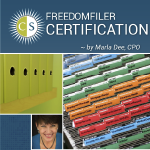FreedomFiler Certification