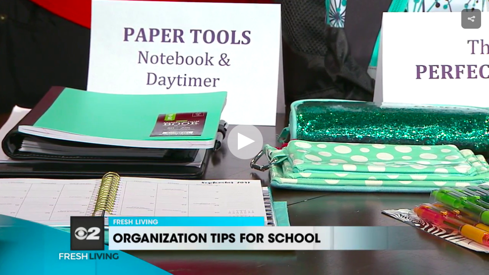 Clear & SIMPLE, Marla Dee, School Tools