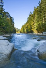 Clear & SIMPLE, River Flow