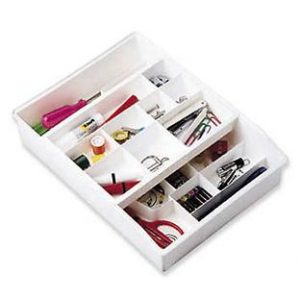 TCS Junk Drawer Organizer