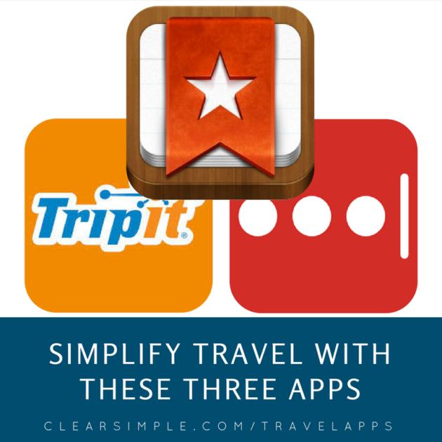 Clear & SIMPLE, Travel Simplified Apps