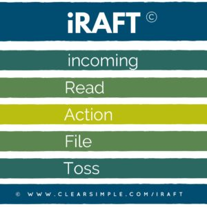 Clear & SIMPLE, iRAFT
