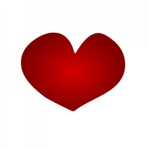 small red heart 1